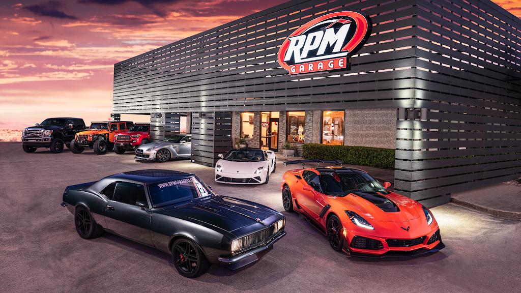 RPM Garage - car dealer  | Photo 1 of 10 | Address: 11450 Sprowles St, Dallas, TX 75229, USA | Phone: (972) 590-8689