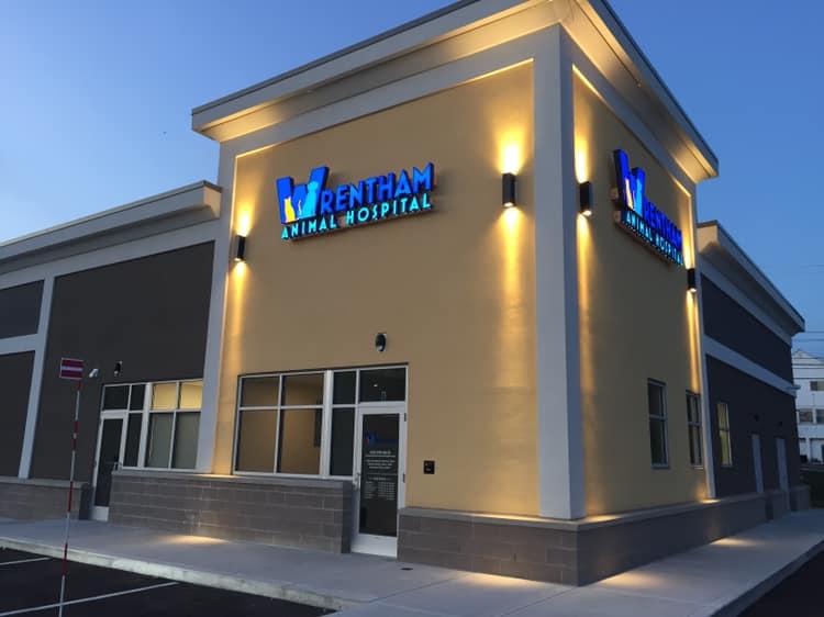 Wrentham Animal Hospital - hospital  | Photo 1 of 10 | Address: 5 Ledgeview Way, Wrentham, MA 02093, USA | Phone: (508) 576-8076