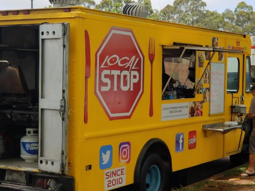Local Stop Food Trucks - restaurant    Photo 9 of 10   Address: 200 Akamainui St, Mililani, HI 96789, USA   Phone: (808) 554-1083