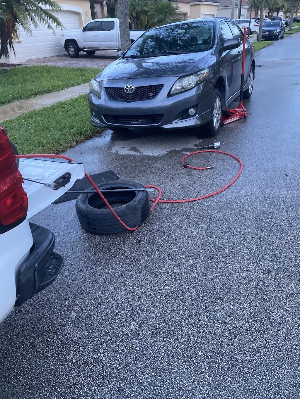 O.V Tires & Road Services Inc - car repair  | Photo 8 of 10 | Address: 2420 SE 15th St, Homestead, FL 33035, USA | Phone: (786) 899-3816