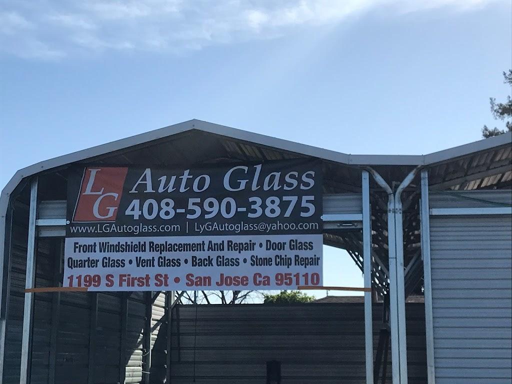 LG Auto Glass - car repair    Photo 5 of 10   Address: 1199 S 1st St, San Jose, CA 95110, USA   Phone: (408) 590-3875
