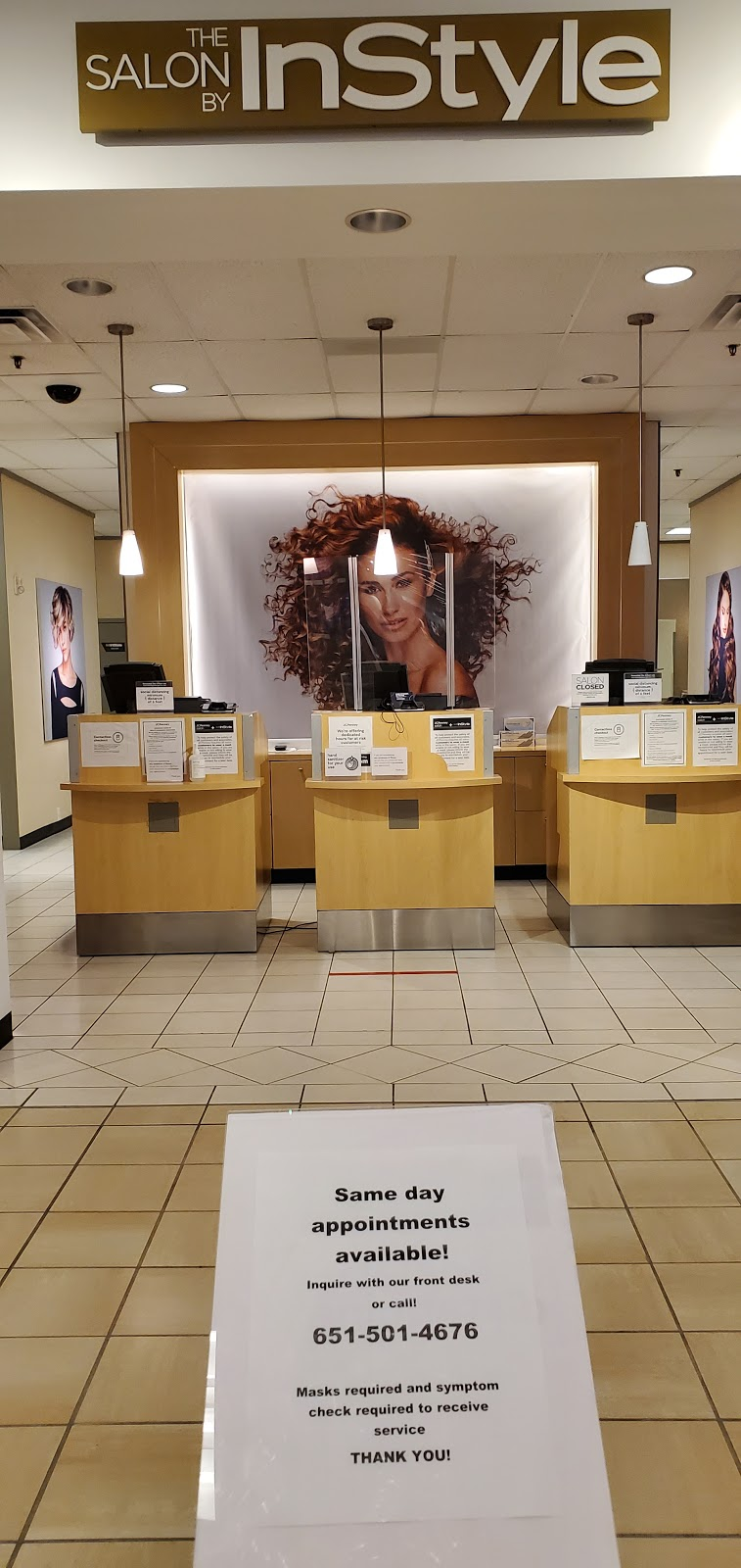 The SALON by InStyle Inside JCPenney - hair care    Photo 9 of 10   Address: 8348 Tamarack Village, Woodbury, MN 55125, USA   Phone: (651) 501-4676