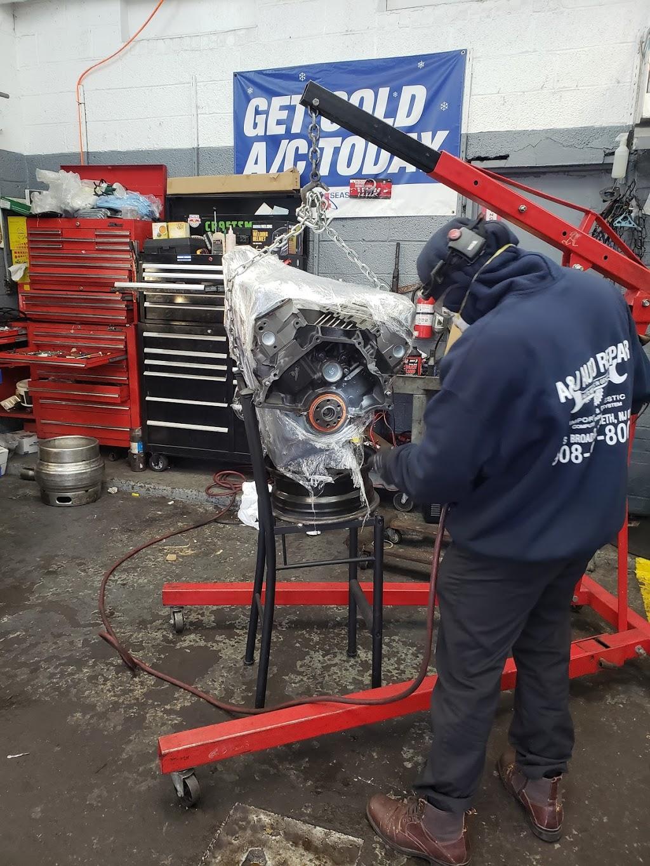 A & J Auto Repairs Llc - car repair  | Photo 8 of 10 | Address: 361 S Broad St, Elizabeth, NJ 07201, USA | Phone: (908) 937-8063
