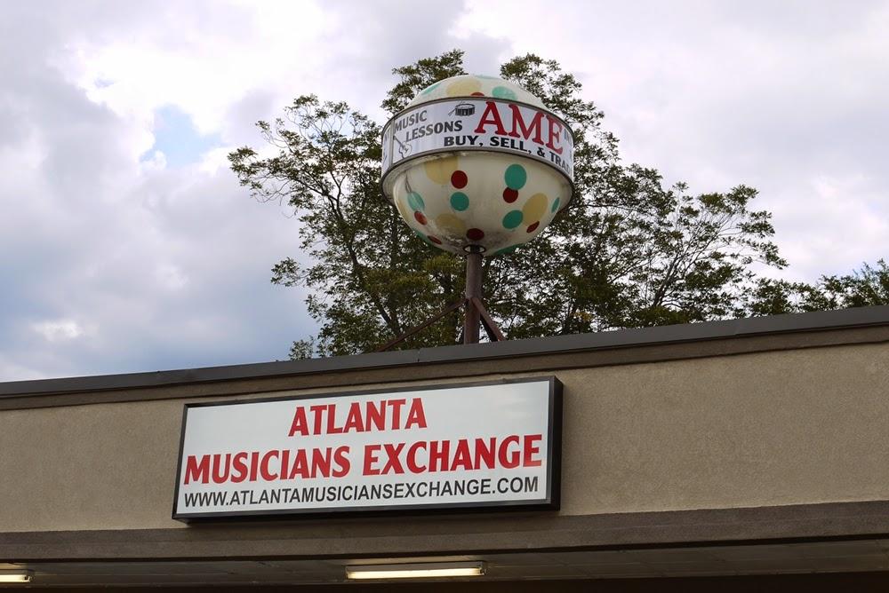 Atlanta Musicians Exchange - electronics store    Photo 1 of 10   Address: 2619 Lawrenceville Hwy, Decatur, GA 30033, USA   Phone: (404) 884-7150
