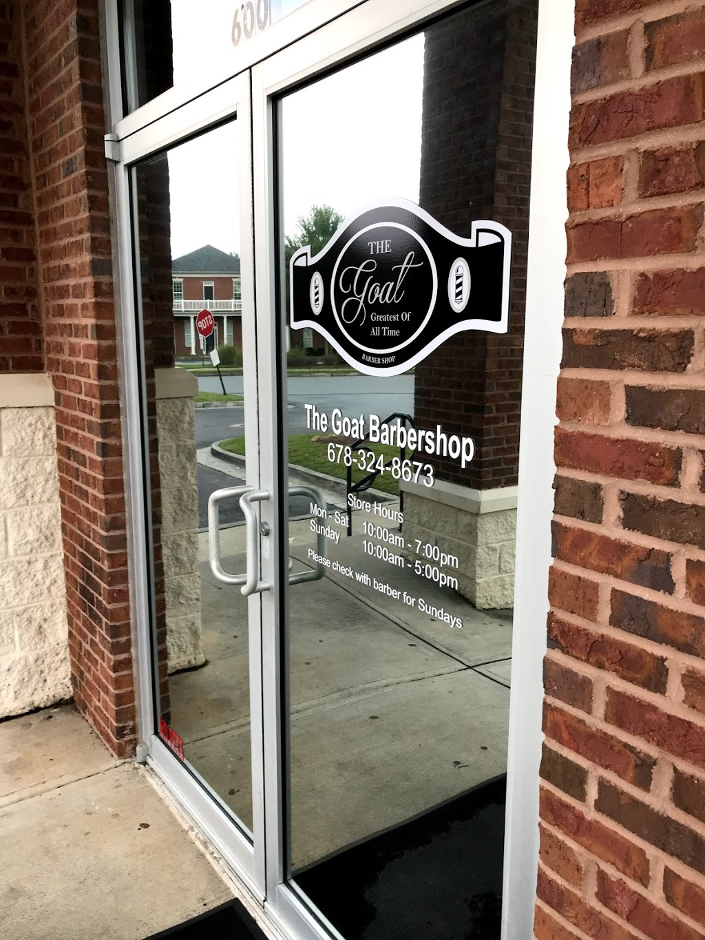 Goat Barber Shop - hair care    Photo 8 of 10   Address: 3425 Old 41 Hwy NW, Kennesaw, GA 30144, USA   Phone: (678) 324-8673
