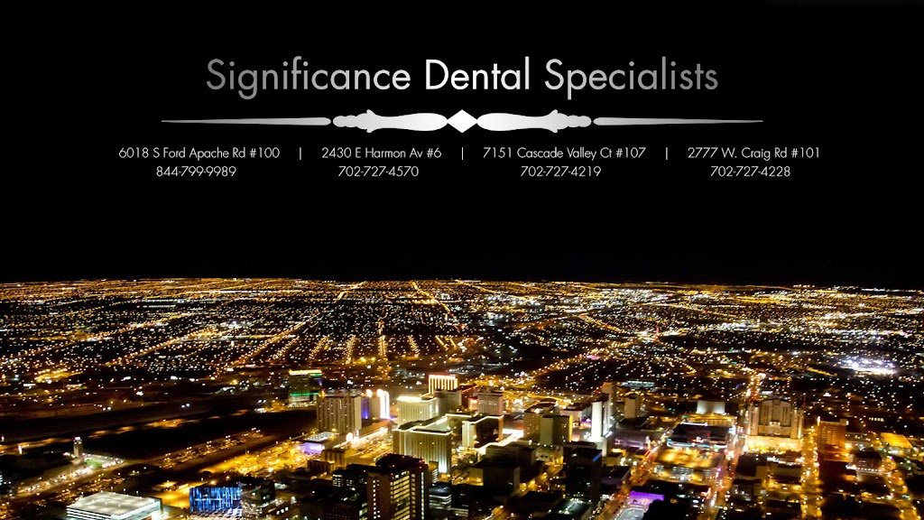 Significance Orthodontics - dentist    Photo 1 of 10   Address: 2777 W Craig Rd Ste 101, North Las Vegas, NV 89032, USA   Phone: (702) 213-7460
