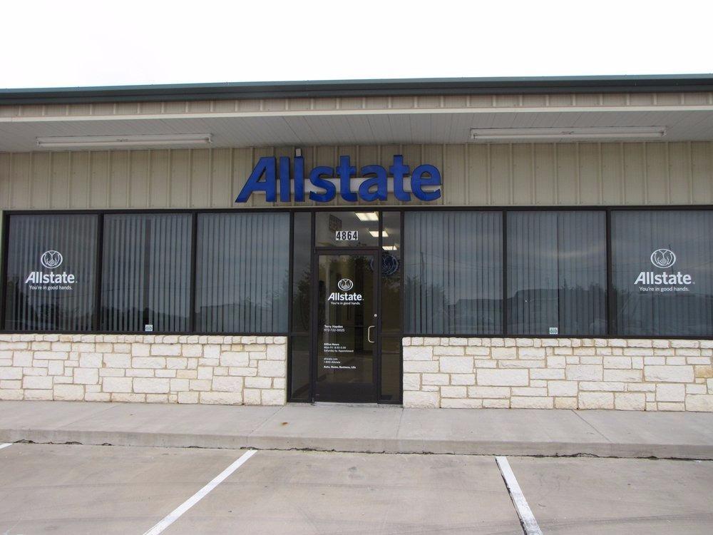 Terry Hayden: Allstate Insurance - insurance agency  | Photo 8 of 8 | Address: 4864 TX-276, Royse City, TX 75189, USA | Phone: (972) 722-0025