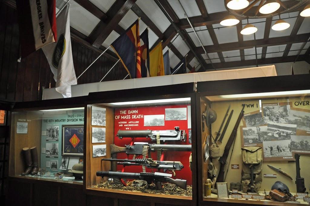 45th Infantry Division Museum - museum    Photo 1 of 10   Address: 2145 NE 36th St, Oklahoma City, OK 73111, USA   Phone: (405) 424-5313