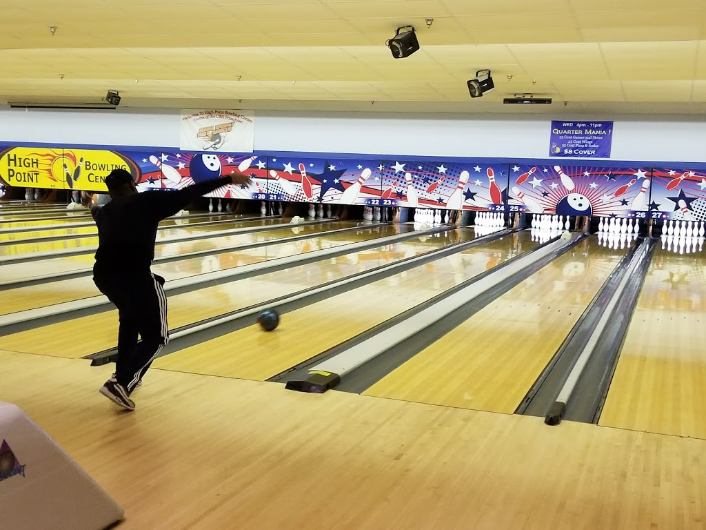 High Point Bowling Center - bowling alley  | Photo 1 of 10 | Address: 309 W Fairfield Rd, High Point, NC 27263, USA | Phone: (336) 434-6301