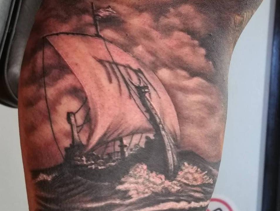 Wayne Kendrick Tattoo - store  | Photo 9 of 10 | Address: 1245 W Clemmonsville Rd, Winston-Salem, NC 27127, USA | Phone: (336) 682-3133