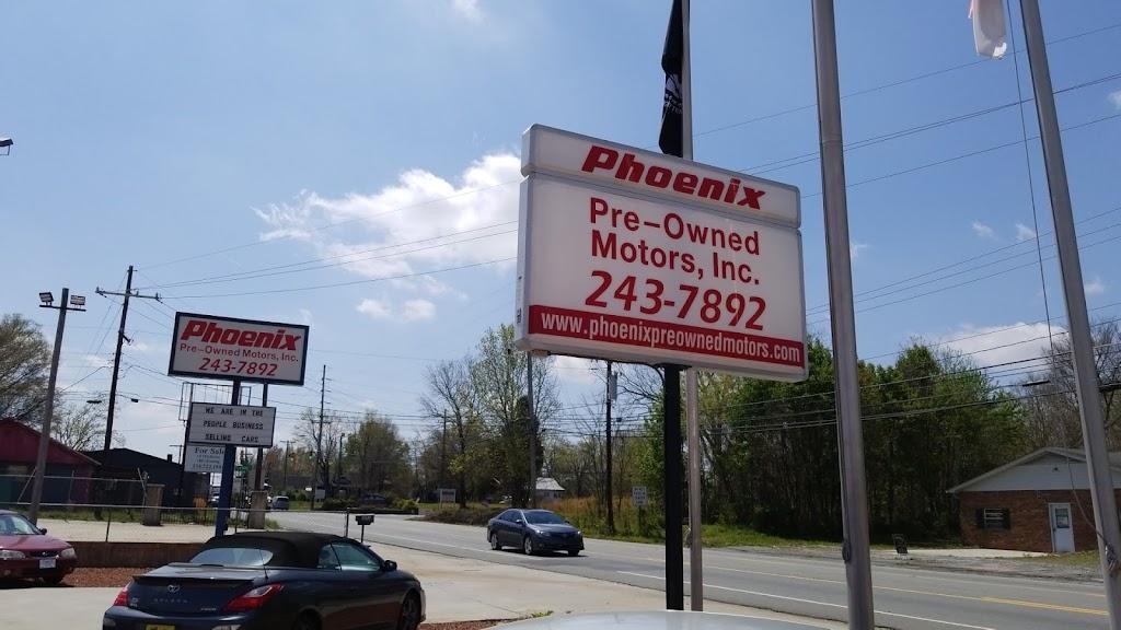 Phoenix Preowned Motors - car dealer    Photo 8 of 9   Address: 1496 Old U.S. Hwy 52, Lexington, NC 27295, USA   Phone: (336) 243-7892