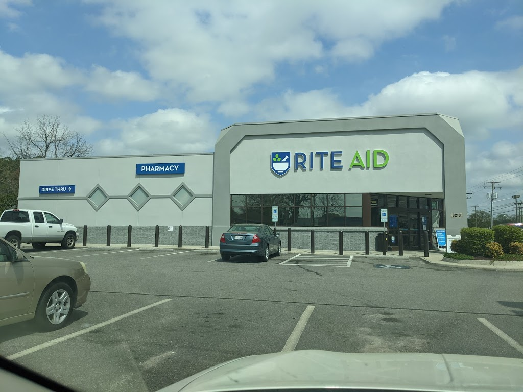Rite Aid - convenience store    Photo 4 of 7   Address: 3210 Boulevard, Colonial Heights, VA 23834, USA   Phone: (804) 520-9641