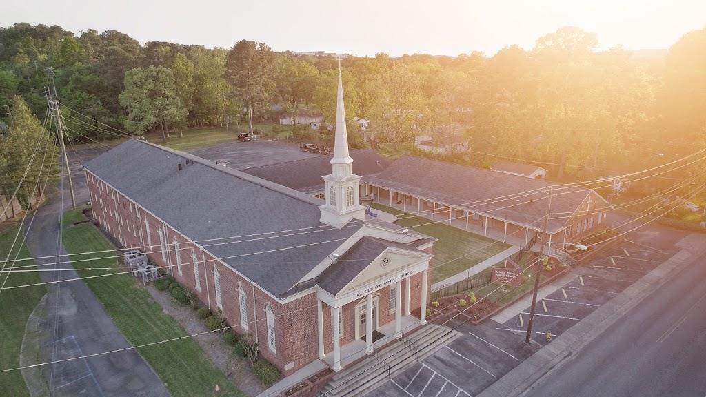 Raleigh Avenue Baptist Church - church  | Photo 2 of 3 | Address: 309 Raleigh Ave, Homewood, AL 35209, USA | Phone: (205) 942-8060