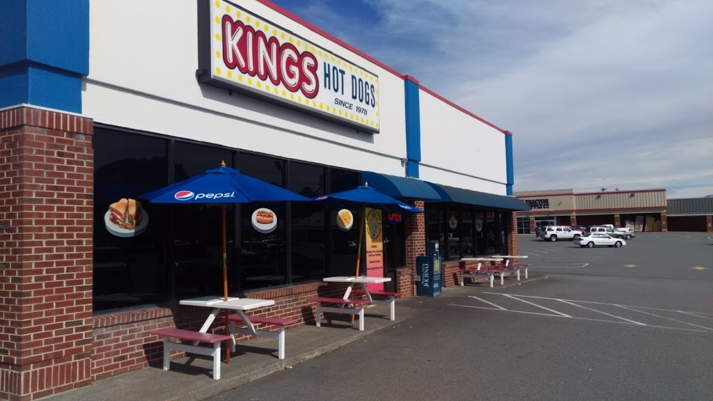 Kings Hot Dogs - restaurant  | Photo 1 of 10 | Address: 1009 Bethania-Rural Hall Rd, Rural Hall, NC 27045, USA | Phone: (336) 969-4688