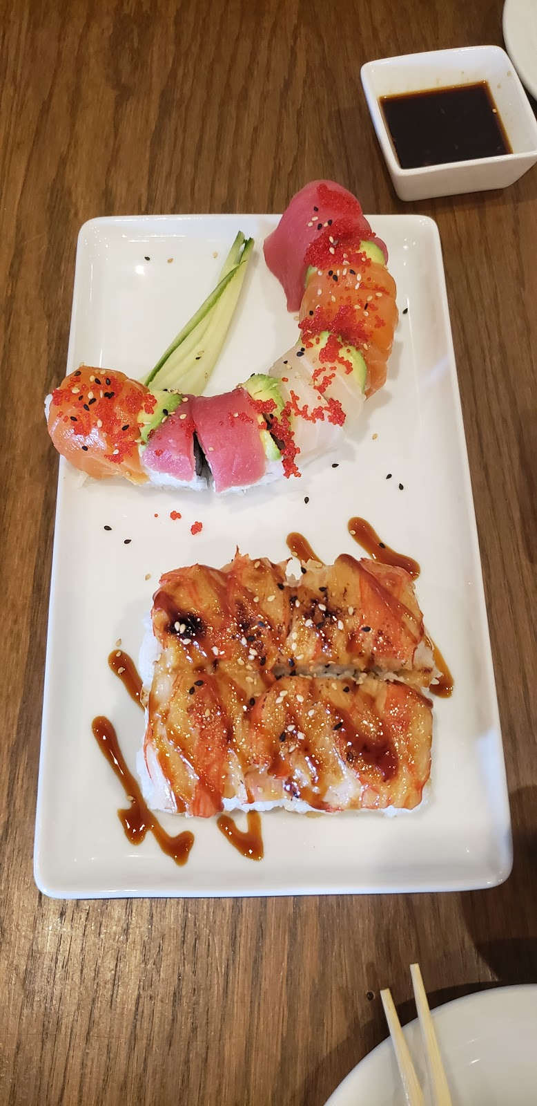 Salt. Sushi - restaurant    Photo 9 of 10   Address: 25 Amy Croft Dr Unit 31, Windsor, ON N9K 1C7, Canada   Phone: (519) 979-8188