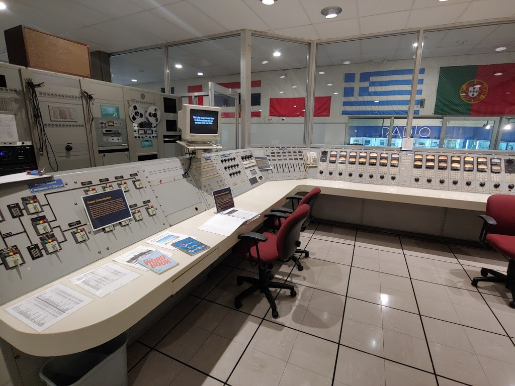 National Voice of America Museum of Broadcasting - museum    Photo 3 of 10   Address: 8070 Tylersville Rd, GPS use, Crosley Blvd, West Chester Township, OH 45069, USA   Phone: (513) 777-0027