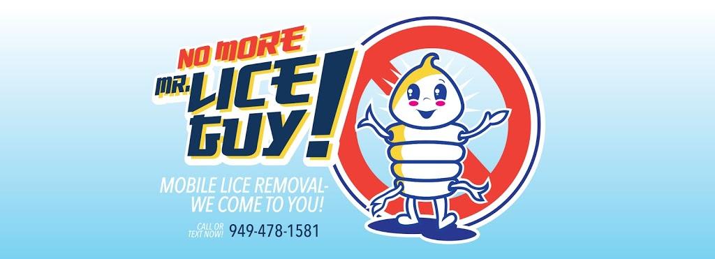 No More Mr. Lice Guy - store  | Photo 1 of 1 | Address: 2431 Orange Ave, Costa Mesa, CA 92627, USA | Phone: (949) 478-1581