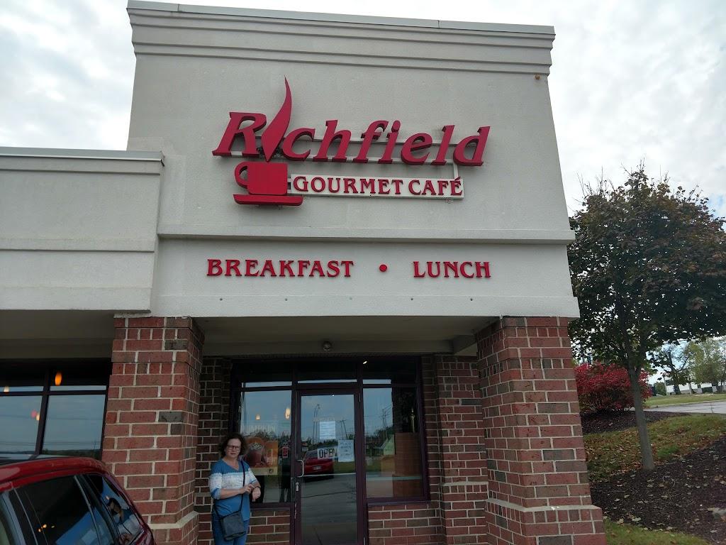 Richfield Gourmet Cafe - cafe    Photo 6 of 10   Address: 4174 Wheatley Rd, Richfield, OH 44286, USA   Phone: (330) 659-2030