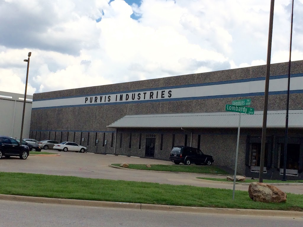 Purvis Industries - store    Photo 2 of 3   Address: 10500 N Stemmons Fwy, Dallas, TX 75220, USA   Phone: (214) 358-5588