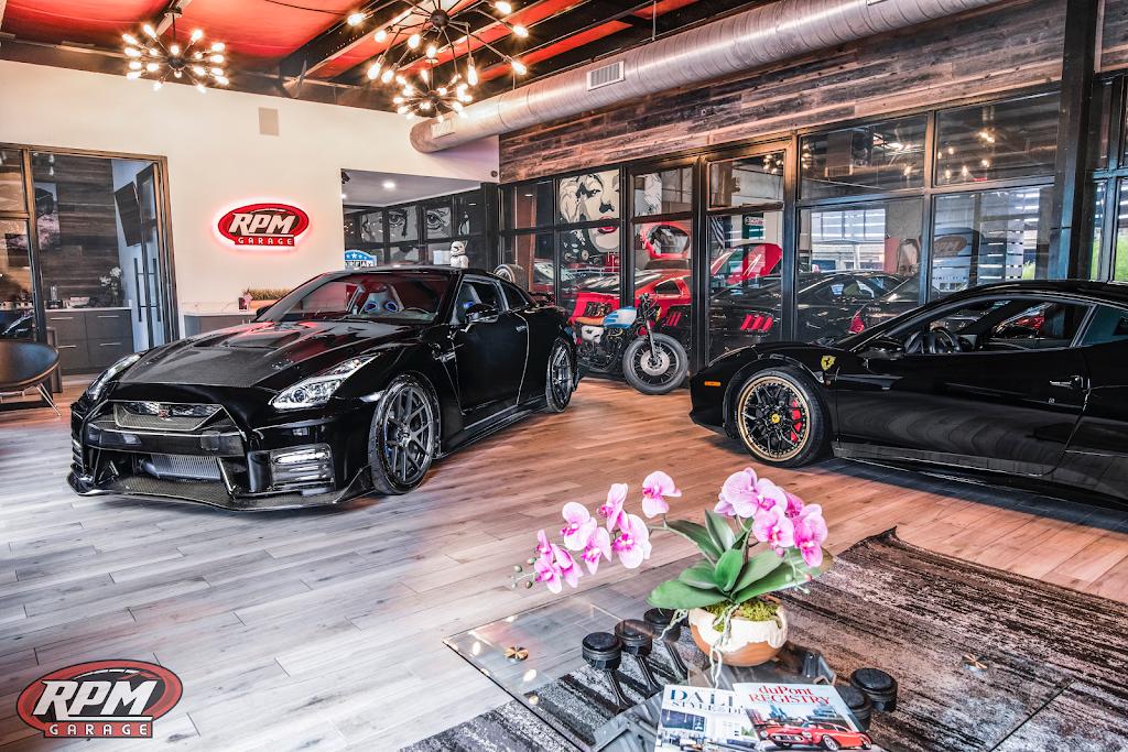 RPM Garage - car dealer  | Photo 2 of 10 | Address: 11450 Sprowles St, Dallas, TX 75229, USA | Phone: (972) 590-8689