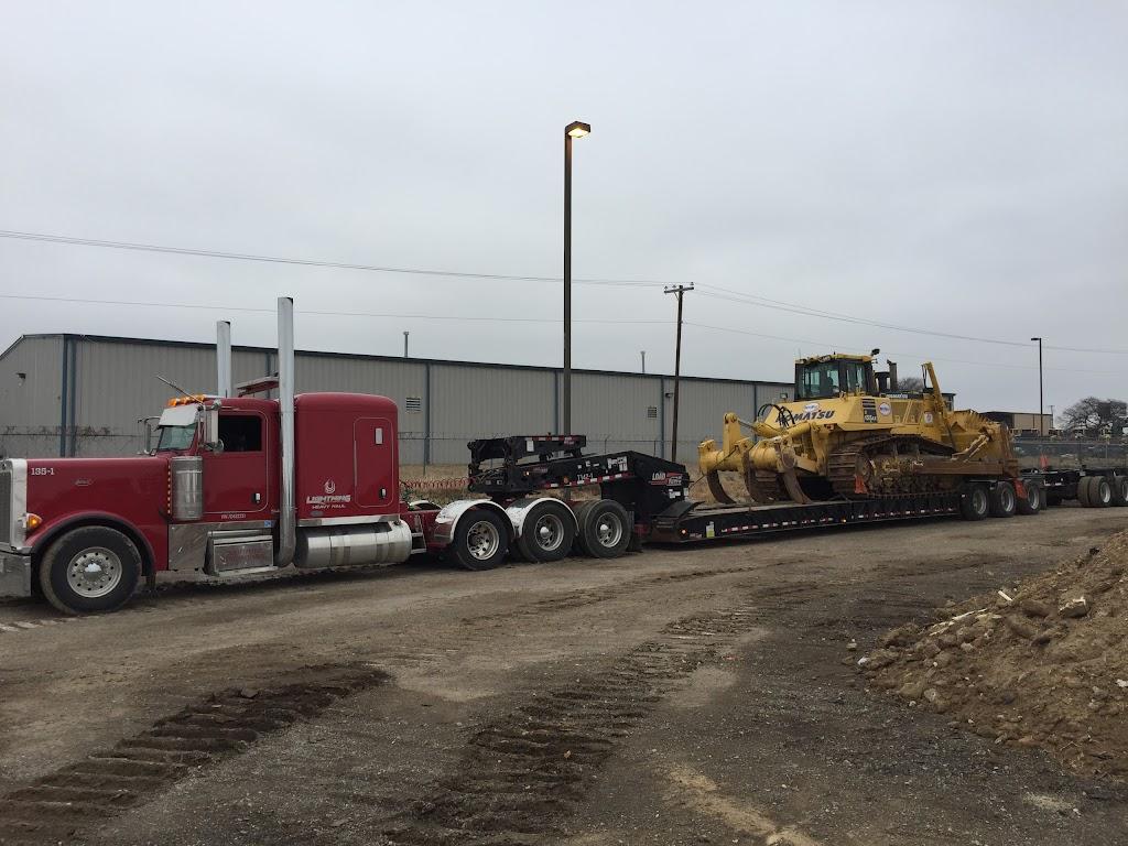 Lightning Oilfield Services, Inc. - moving company  | Photo 1 of 6 | Address: 11830 N Saginaw Blvd, Fort Worth, TX 76179, USA | Phone: (817) 439-5558