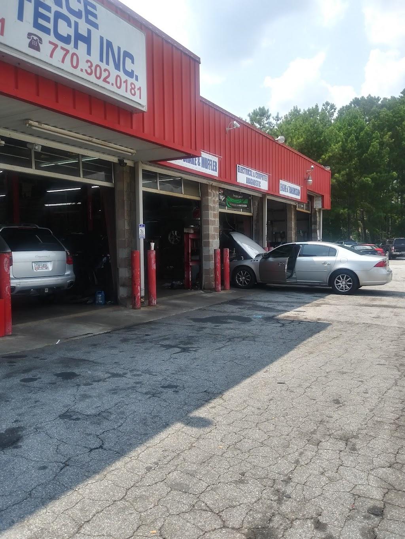 Advance Auto Tech Inc. - car repair  | Photo 2 of 4 | Address: 3901 Flat Shoals Pkwy, Decatur, GA 30034, USA | Phone: (404) 600-8471