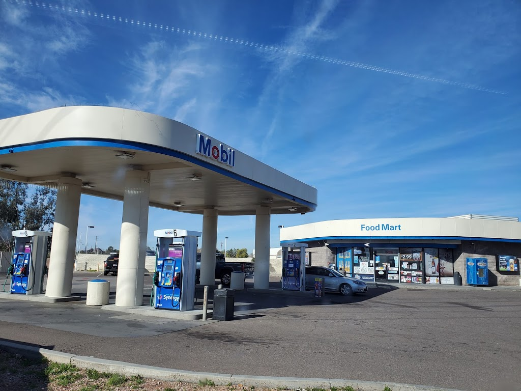 Mobil - gas station  | Photo 9 of 9 | Address: 304 N Hayden Rd, Scottsdale, AZ 85257, USA | Phone: (480) 429-1144