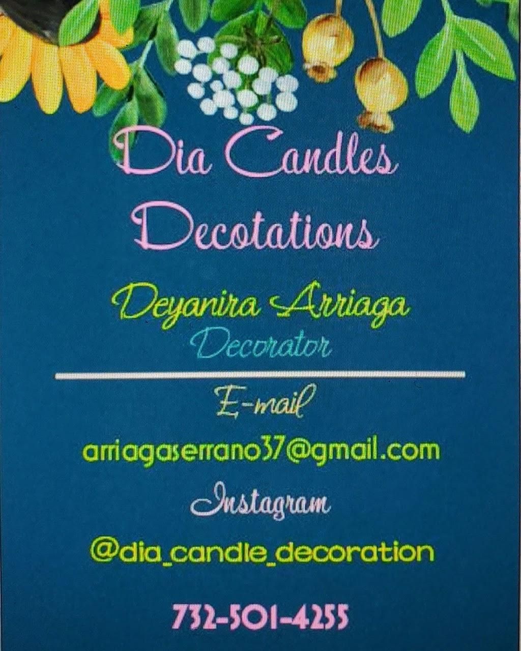 DIa Candles Decorations - art gallery    Photo 2 of 2   Address: Carteret, NJ 07008, USA   Phone: (732) 501-4255
