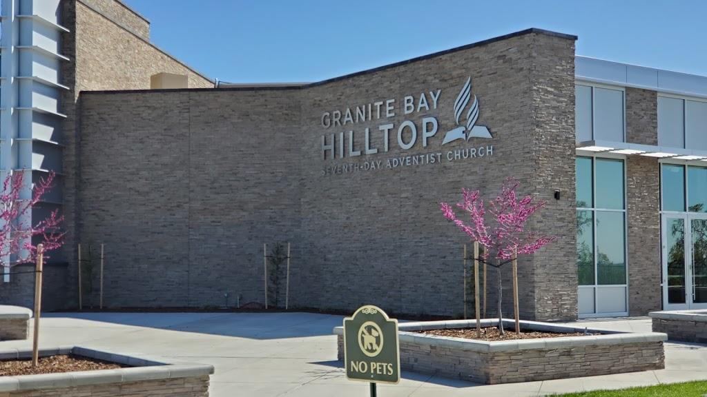 Granite Bay Hilltop Seventh-day Adventist Church (SDA Church) - church  | Photo 7 of 10 | Address: 6605 Sierra College Blvd, Granite Bay, CA 95746, USA | Phone: (916) 659-6600