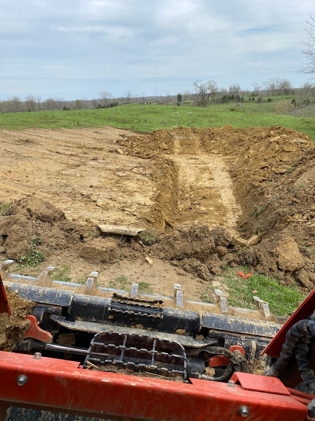 S&S Excavating, Llc - moving company    Photo 5 of 10   Address: 481 Indian Creek Rd, Sadieville, KY 40370, USA   Phone: (502) 542-1186