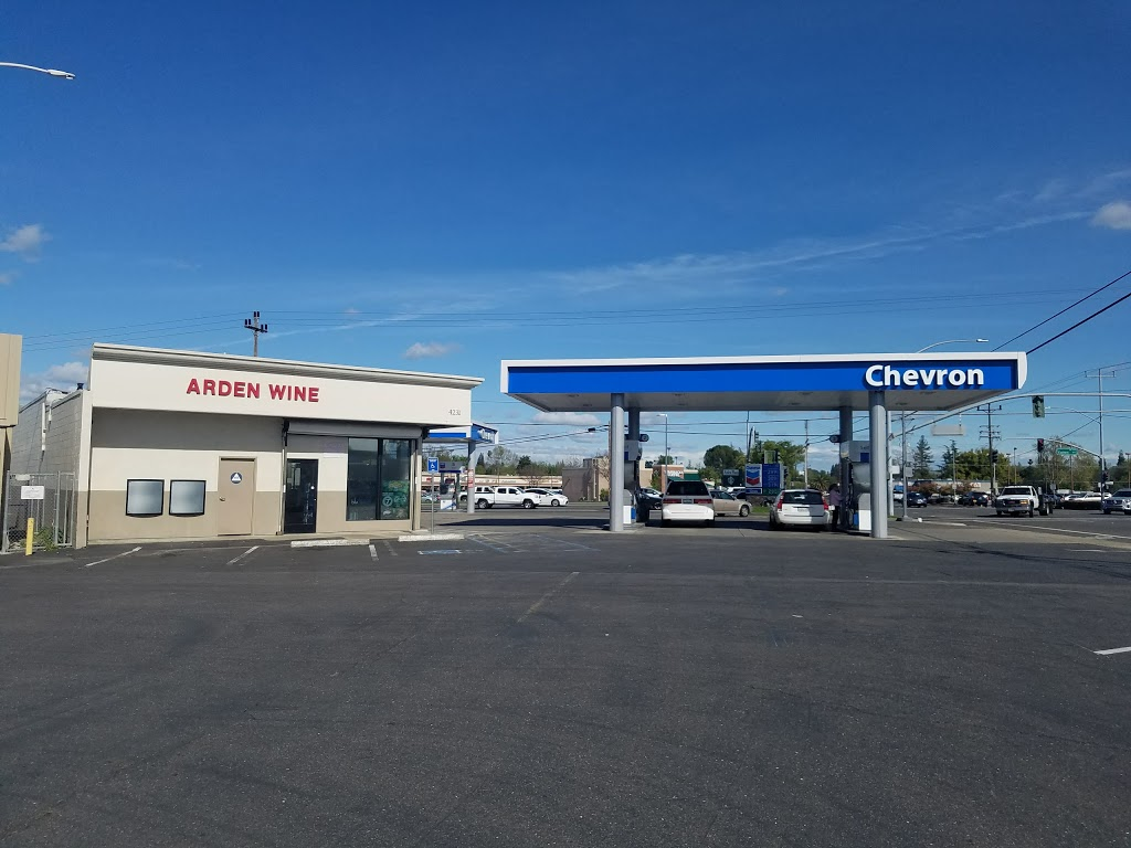 Chevron - gas station    Photo 4 of 5   Address: 4231 Arden Way, Sacramento, CA 95864, USA   Phone: (916) 487-4204