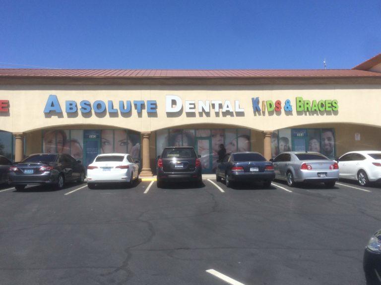 Absolute Dental Orthodontics - Cheyenne - dentist    Photo 1 of 7   Address: 8370 W Cheyenne Ave Suite 103, Las Vegas, NV 89129, USA   Phone: (702) 843-5099