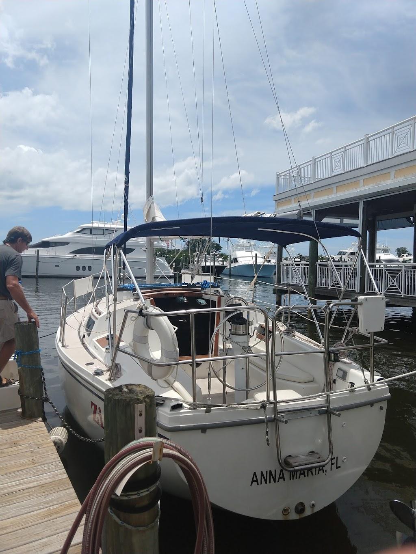 Spice Sailing Charters - travel agency    Photo 9 of 10   Address: 840 S Bay Blvd, Anna Maria, FL 34216, USA   Phone: (941) 704-0773