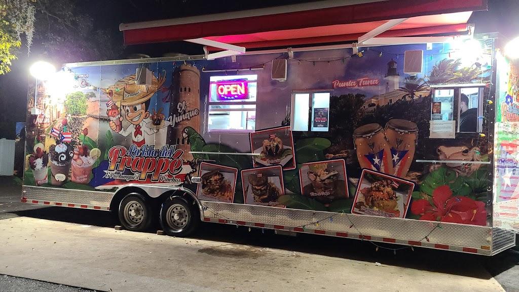 La Isla Del Frappe & Puchunguis Pinchos - restaurant  | Photo 1 of 10 | Address: 7401 E Colonial Dr, Orlando, FL 32807, USA | Phone: (407) 300-2196