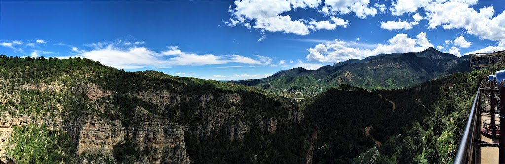Via Ferrata Canyon - museum  | Photo 5 of 9 | Address: 100 Cave of the Winds Rd, Cascade, CO 80809, USA | Phone: (719) 685-5444