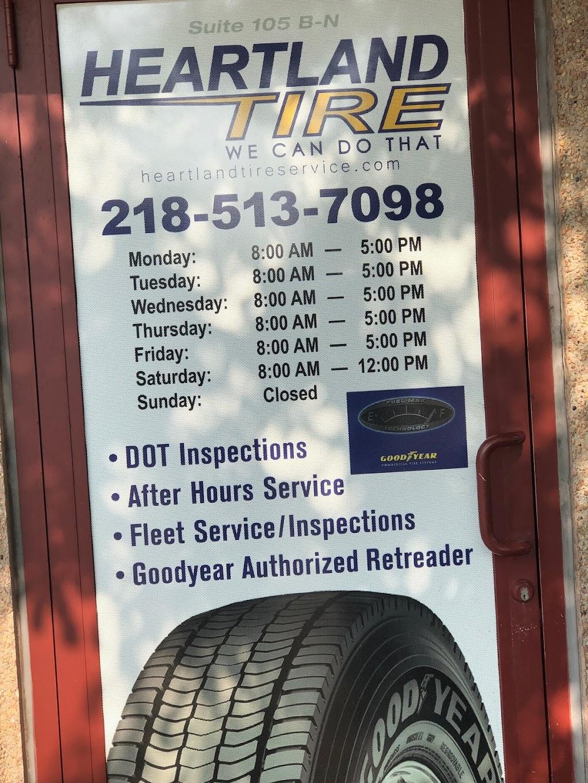 Heartland Tire - car repair  | Photo 4 of 6 | Address: 1315 Maras St, Shakopee, MN 55379, USA | Phone: (218) 513-7098