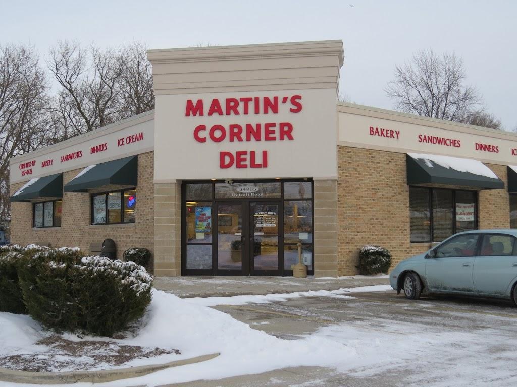 Martins Deli - restaurant  | Photo 1 of 10 | Address: 34985 Detroit Rd, Avon, OH 44011, USA | Phone: (440) 937-4422