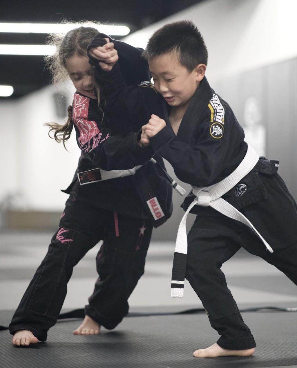 Logic Jiu Jitsu, Muay Thai, & Martial Arts - health  | Photo 2 of 10 | Address: 1360 N American St, Philadelphia, PA 19122, USA | Phone: (215) 593-0060