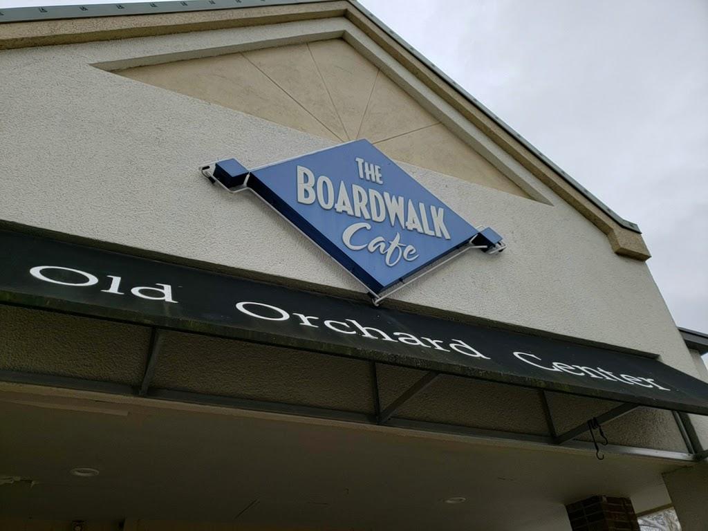 Boardwalk Cafe - cafe  | Photo 5 of 10 | Address: 600 E Lockwood Ave, St. Louis, MO 63119, USA | Phone: (314) 963-0013