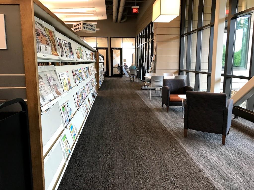 St. Louis County Library–Meramec Valley Branch - library  | Photo 3 of 10 | Address: 1501 San Simeon Way, Fenton, MO 63026, USA | Phone: (314) 994-3300