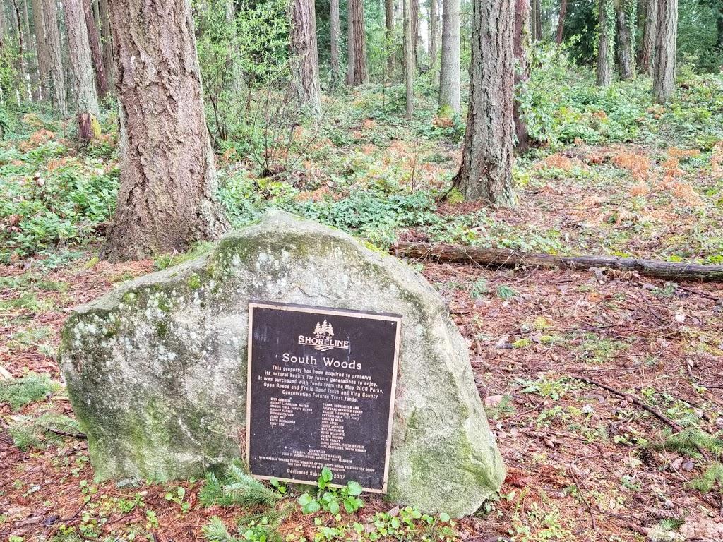 South Woods Park - park    Photo 2 of 10   Address: 2210 NE 150th St, Shoreline, WA 98155, USA   Phone: (206) 363-5517