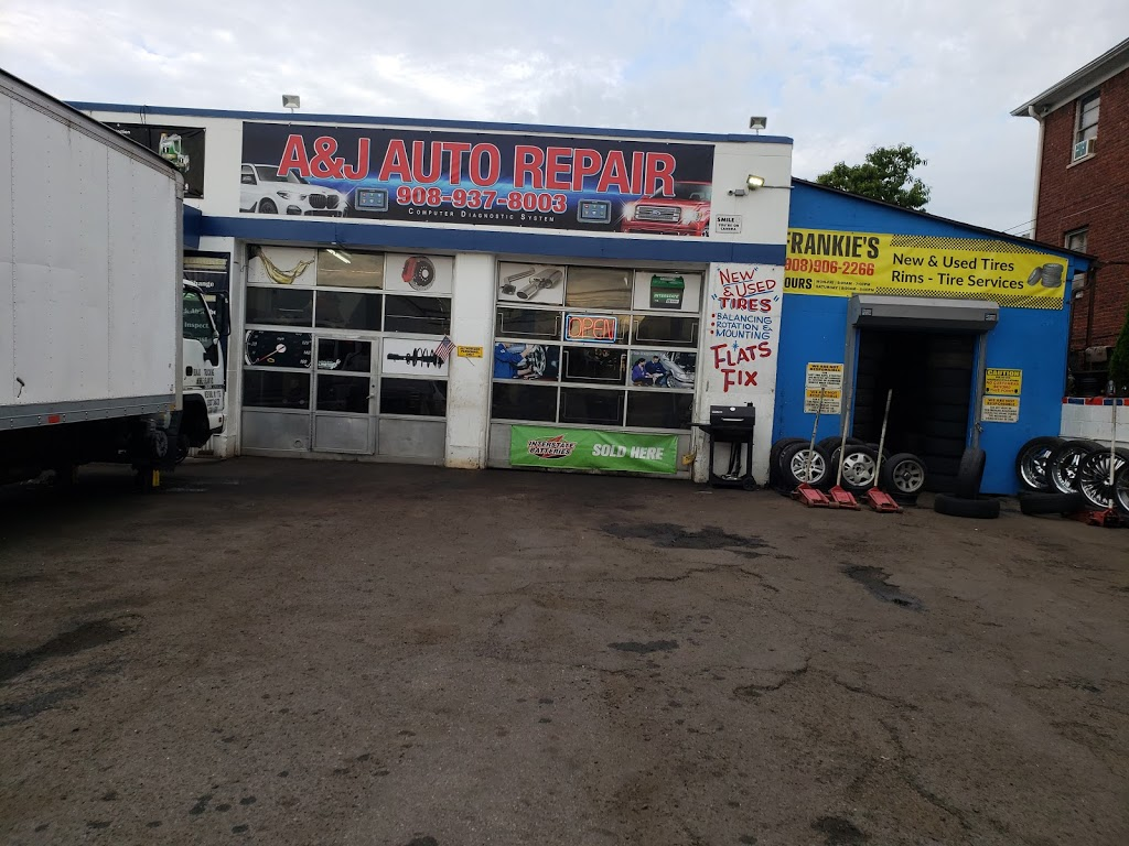 A & J Auto Repairs Llc - car repair  | Photo 5 of 10 | Address: 361 S Broad St, Elizabeth, NJ 07201, USA | Phone: (908) 937-8063