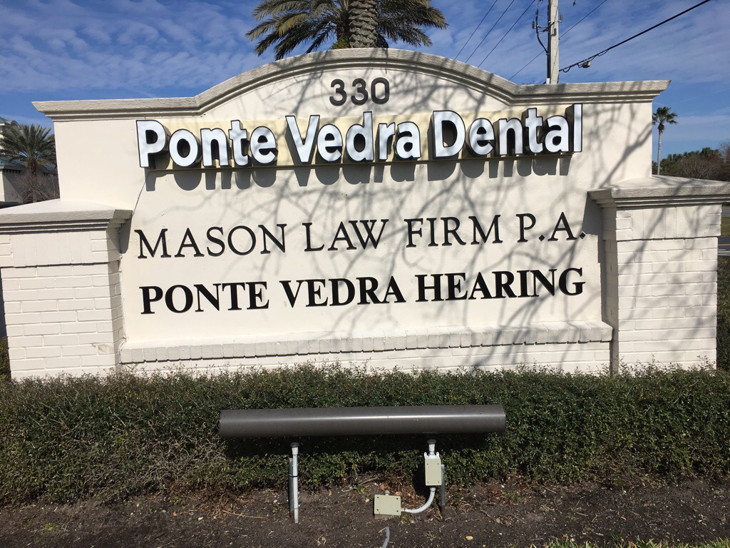 Ponte Vedra Hearing Associates - doctor    Photo 8 of 10   Address: 330 A1A N UNIT 325, Ponte Vedra Beach, FL 32082, USA   Phone: (904) 404-5108