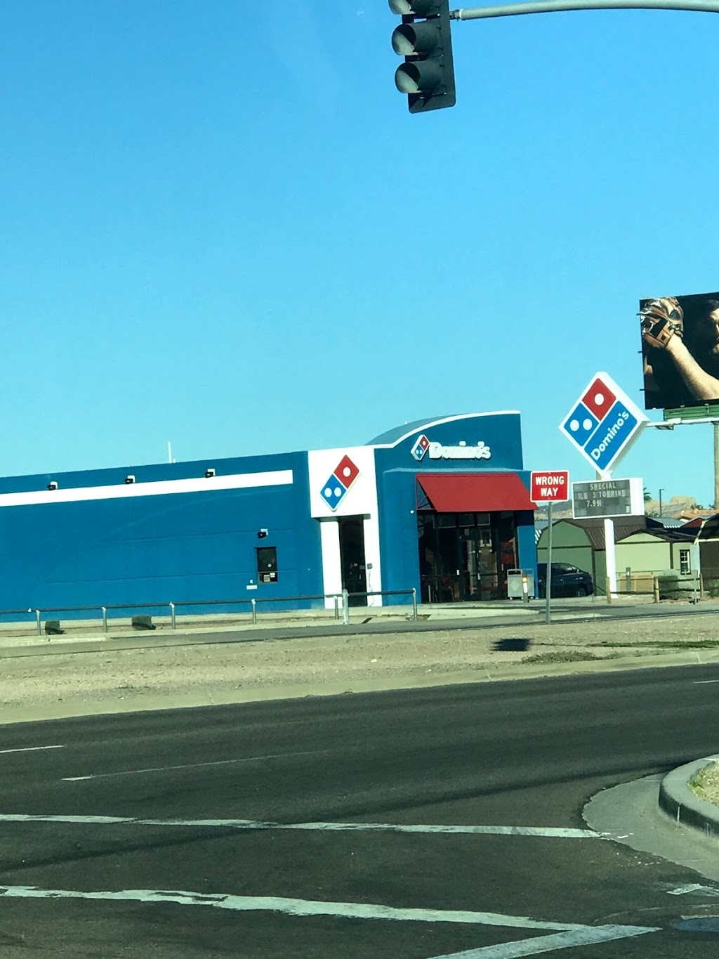Dominos Pizza - meal delivery  | Photo 4 of 10 | Address: 10826 E Apache Trail, Apache Junction, AZ 85120, USA | Phone: (480) 380-3030