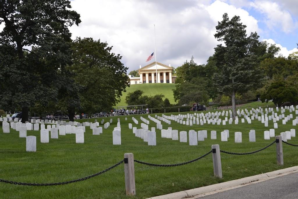 Arlington House, The Robert E. Lee Memorial - museum    Photo 4 of 10   Address: 321 Sherman Dr, Fort Myer, VA 22211, USA   Phone: (703) 235-1530