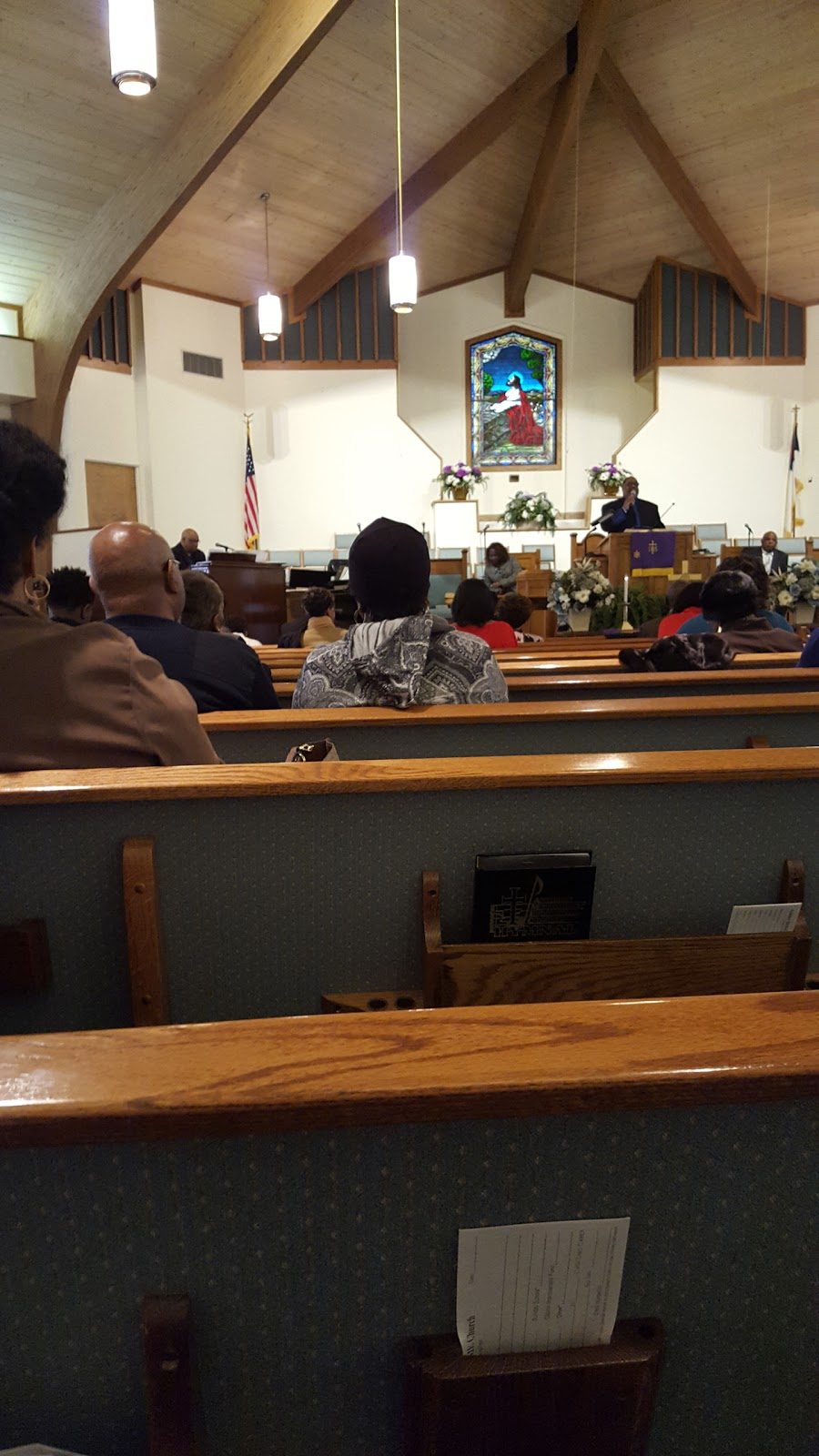 Greater Bethel AME Church - church  | Photo 2 of 5 | Address: 5232 The Plaza, Charlotte, NC 28215, USA | Phone: (980) 949-6576
