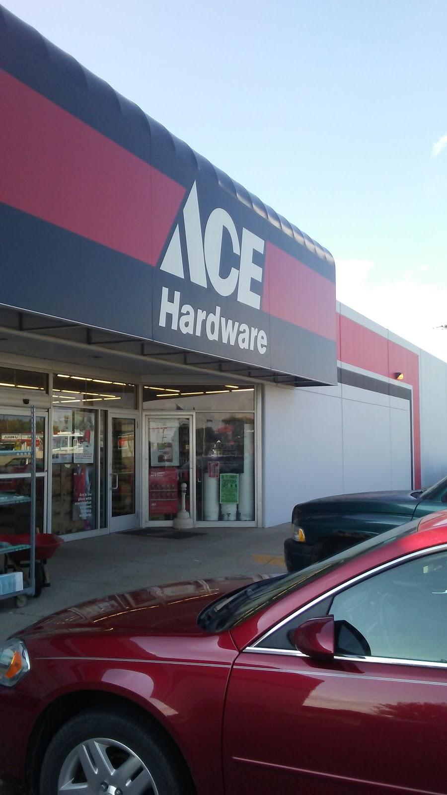 St. Pierre Ace Hardware - hardware store  | Photo 8 of 10 | Address: 1490 Stewart Rd, Monroe, MI 48162, USA | Phone: (734) 243-6180