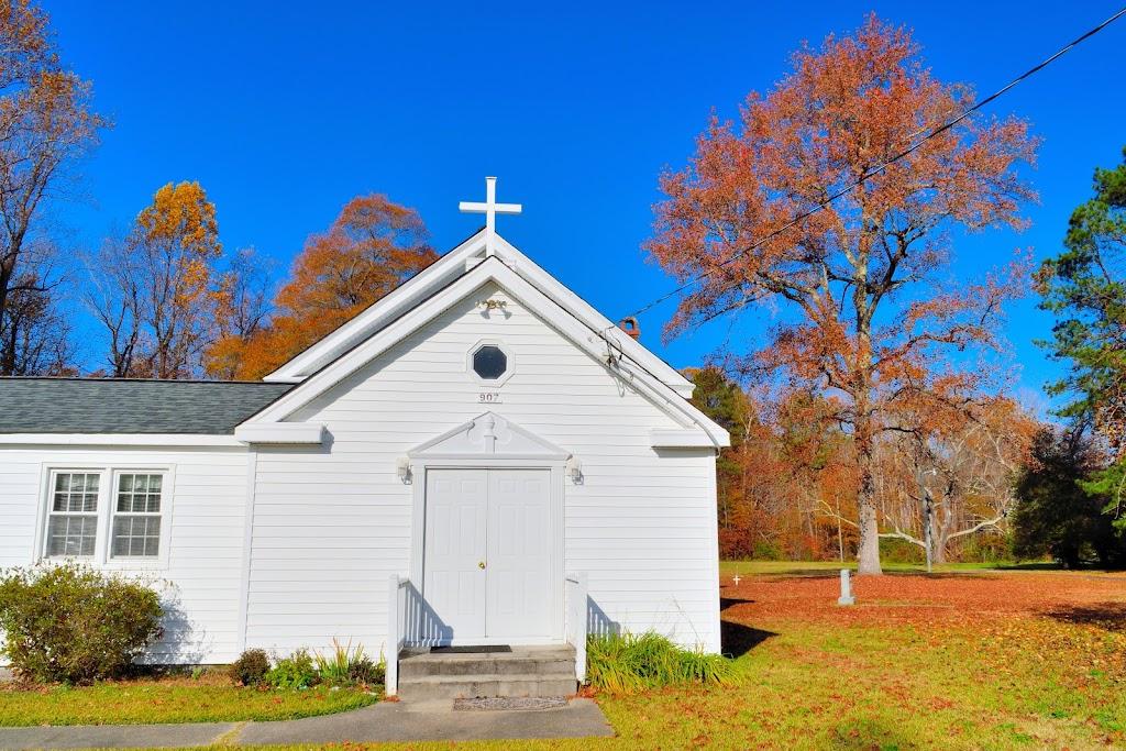 Hornsbyville Baptist Church - church  | Photo 1 of 10 | Address: 907 Hornsbyville Rd, Yorktown, VA 23692, USA | Phone: (757) 813-1880