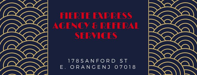 Fierte Express Agency-Referral - insurance agency  | Photo 1 of 1 | Address: 178 Sanford St, East Orange, NJ 07018, USA | Phone: (862) 438-8202
