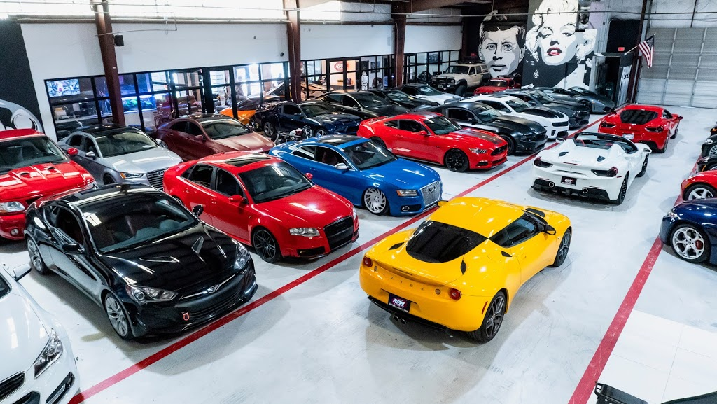 RPM Garage - car dealer  | Photo 9 of 10 | Address: 11450 Sprowles St, Dallas, TX 75229, USA | Phone: (972) 590-8689